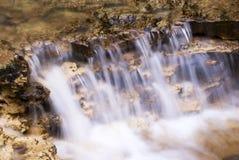kaskadvatten Arkivbilder