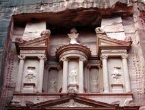 The Kasneh - Petra Stock Image