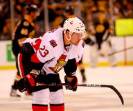 Kaspars Daugavins Ottawa Senators Royalty Free Stock Photography