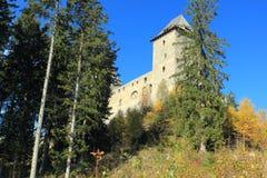 Kasperk城堡 免版税库存图片