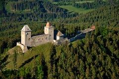 Free Kasperk Castle - Air Photo Stock Photos - 116822683