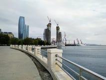 Kaspisches Meer stockfotos