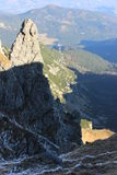 Kasprowy wierch στα βουνά Tatra, Πολωνία Στοκ εικόνα με δικαίωμα ελεύθερης χρήσης