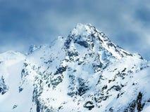 kasprowy山wierch 库存照片