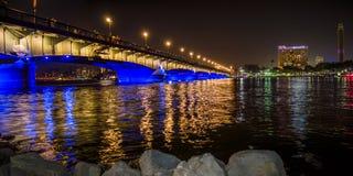 kasr de brug van Gr Nijl Royalty-vrije Stock Foto
