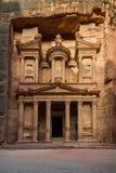Kassa på Petra arkivbilder