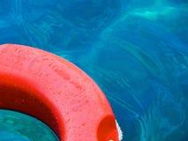 Kassaskåp på havet Arkivfoto