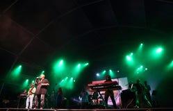 Kassav, Caribbean band Stock Image