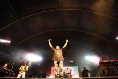 Kassav, Caribbean band Stock Photo
