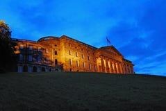 Kassel Castle Wilhelmshohe Stock Image