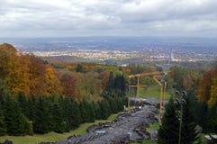 Kassel em Alemanha foto de stock royalty free
