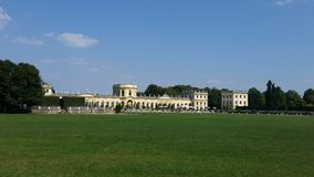 Kassel - Orangerie Royalty Free Stock Photo