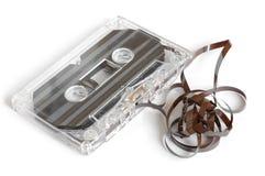 kassett royaltyfri foto