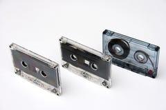 kassett fotografering för bildbyråer
