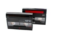 Kassett för MP 90 Arkivfoto