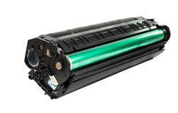 Kassett för laser-skrivare Royaltyfri Bild