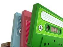 kassettband Royaltyfri Fotografi