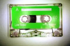 kassettband Royaltyfri Bild