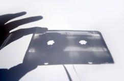 kassettband Fotografering för Bildbyråer