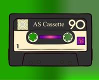 kassette Lizenzfreies Stockbild