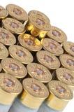 Kassette mit Schießpulver Lizenzfreies Stockfoto