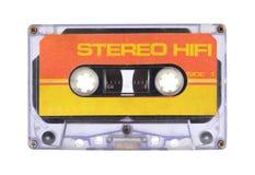 Kassettenband Stockbild