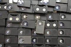 Kassetter för Betamax videobandspelareband Royaltyfri Bild