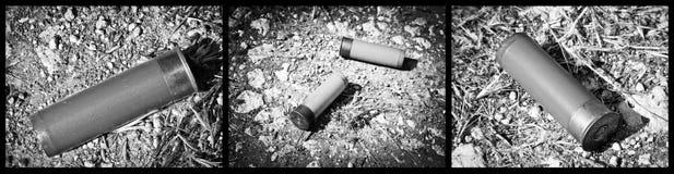 kassettfall Fotografering för Bildbyråer