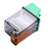 kassettskrivare Arkivfoton