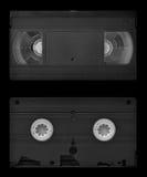 kassettvhs-video Arkivbilder