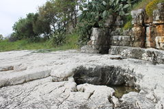 Kassiopi,希腊 库存图片