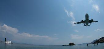 Kassiopi, Corfu Imagens de Stock Royalty Free