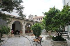 Kassiopi Grekland Royaltyfri Foto