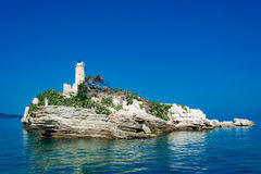 Kassiopi, island Royalty Free Stock Photo