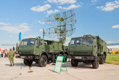 Kasta type radar Stock Photos