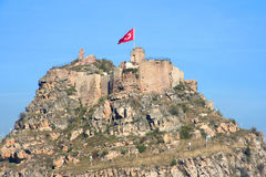 Kastamonu castle Royalty Free Stock Photo