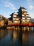 Kasteel 05, Japan van Matsumoto Stock Afbeeldingen
