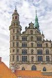 Kasteel 16 van Kronborg Royalty-vrije Stock Foto's