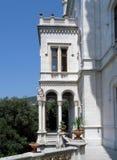 Kasteel 2 van Miramare Royalty-vrije Stock Foto