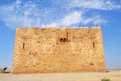 Kasteel al-Qatrana Royalty-vrije Stock Afbeeldingen