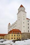 Kasteel - Bratislava royalty-vrije stock afbeeldingen