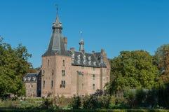 Kasteel Doorwerth stockfoto