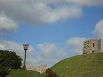 Kasteel in Dover, Engeland Royalty-vrije Stock Afbeeldingen