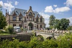 Kasteel Drachenburg, Duitsland royalty-vrije stock afbeeldingen