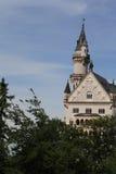 Kasteel in Duitsland, jaar 2009 Stock Foto's