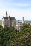 Kasteel in Duitsland, jaar 2009 Stock Afbeeldingen