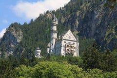 Kasteel in Duitsland, jaar 2009 Royalty-vrije Stock Afbeelding