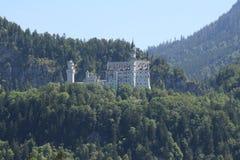 Kasteel in Duitsland, jaar 2009 Stock Afbeelding