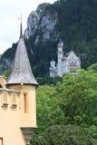 Kasteel in Duitsland, jaar 2009 Stock Fotografie
