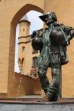 Kasteel in Duitsland, jaar 2009 Royalty-vrije Stock Fotografie